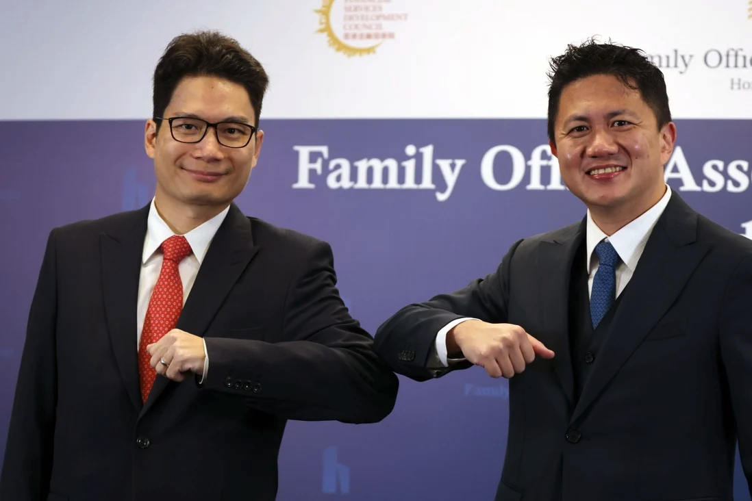 Hong Kong rolls out red carpet to offer city as Asian family offices hub to manage the fortunes and investments of wealthy clans